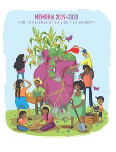 """""""Memoria 2019-2020 Por la defensa de la vida y la dignidad"""""""