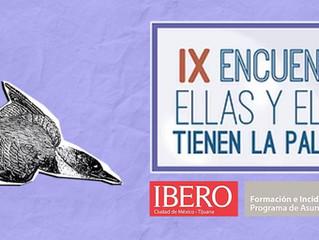 """IX Encuentro """"Ellas y Ellos Tienen la Palabra"""" entre personas defensoras de personas migrantes"""