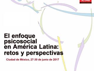 """Pronunciamiento Encuentro """"El enfoque psicosocial en América Latina: retos y perspectivas"""""""