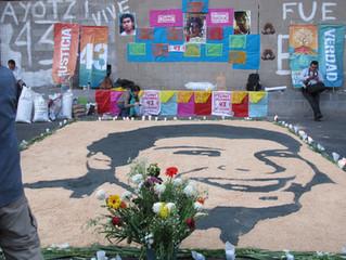 Ayotzinapa, a un año de los hechos una mirada sobre impactos psicosociales en personas defensoras