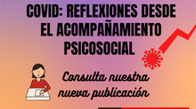 Political Subjects in the Face of Covid: Reflections from Psychosocial Accompaniment