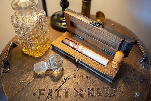 Whisky Cigar Box