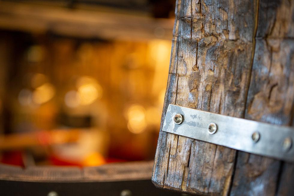Wood Barrel Texture