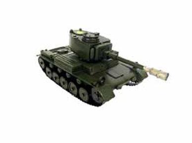 טנק צבאי רטרו