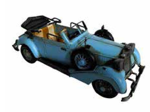 מכונית ספורט עתיקה