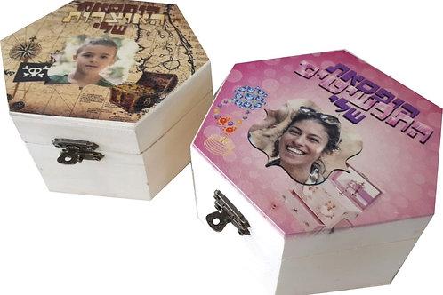 קופסת תכשיטים עם הדפסה אישית