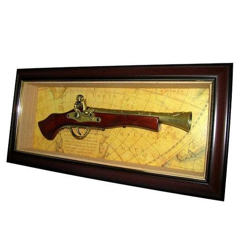 תמונת קיר - אקדח