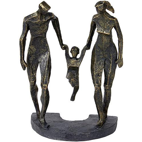 """פסל אומנותי """"זו ילדותי"""" מבית פסלי היוקרה """"GRACIA GALLERY"""""""