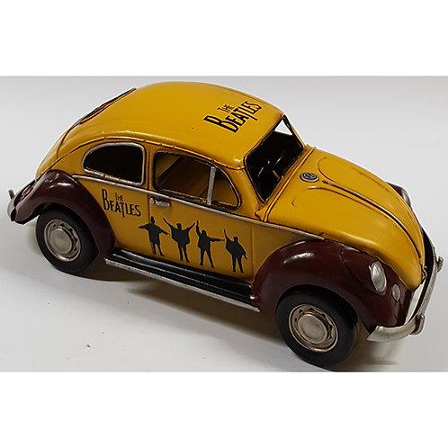 """מכונית """"The Beatles"""" חיפושית רטרו"""