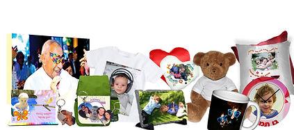 הדפסה תמונה אישית על מוצרים