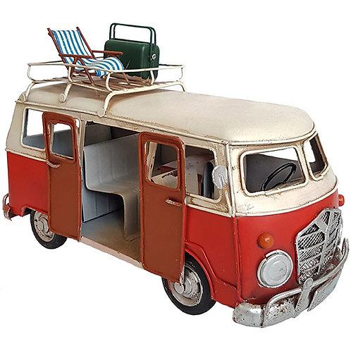 """מכונית רטרו """"וואן טרנספורטר שנות 70"""""""