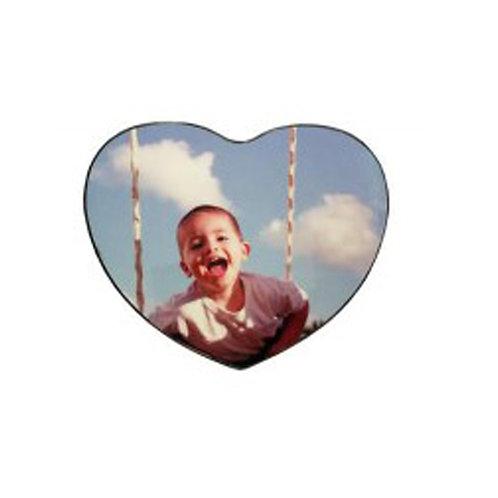 מגן הוקרה גדול בצורת לב