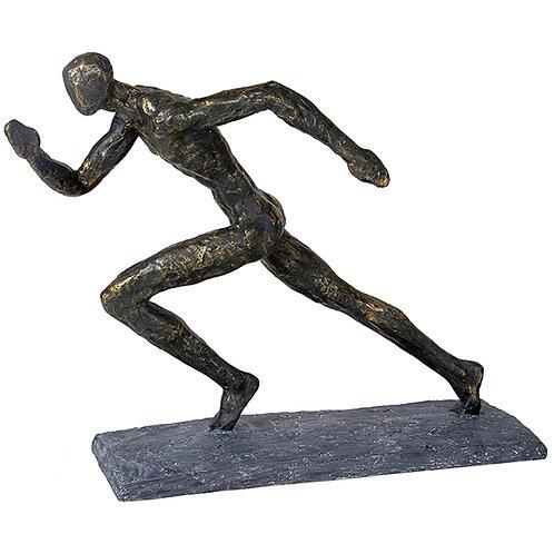 """פסל אומנותי """"איש המרתון"""" מבית פסלי היוקרה """"GRACIA GALLERY"""""""