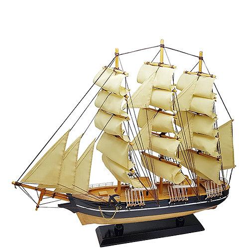 """אוניית מפרש 50/45 ס""""מ"""