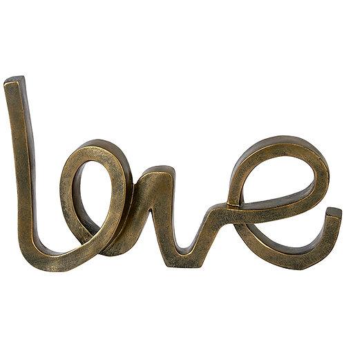 """פסל אומנותי """"אהבה"""" מבית פסלי היוקרה """"GRACIA GALLERY"""""""