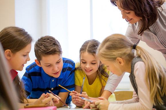 Обучение детей Лобня. Центр Перспектива