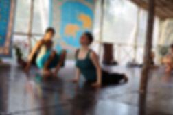 Posture hatha yoga Lille Hem