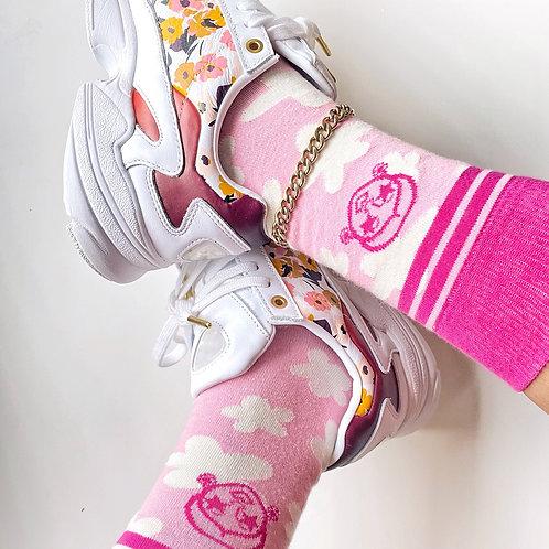 Star Princess Socks