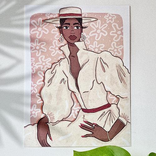 Adirah Print