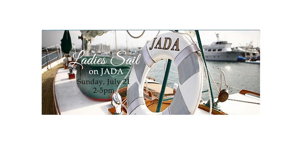 Ladies Sail on JADA