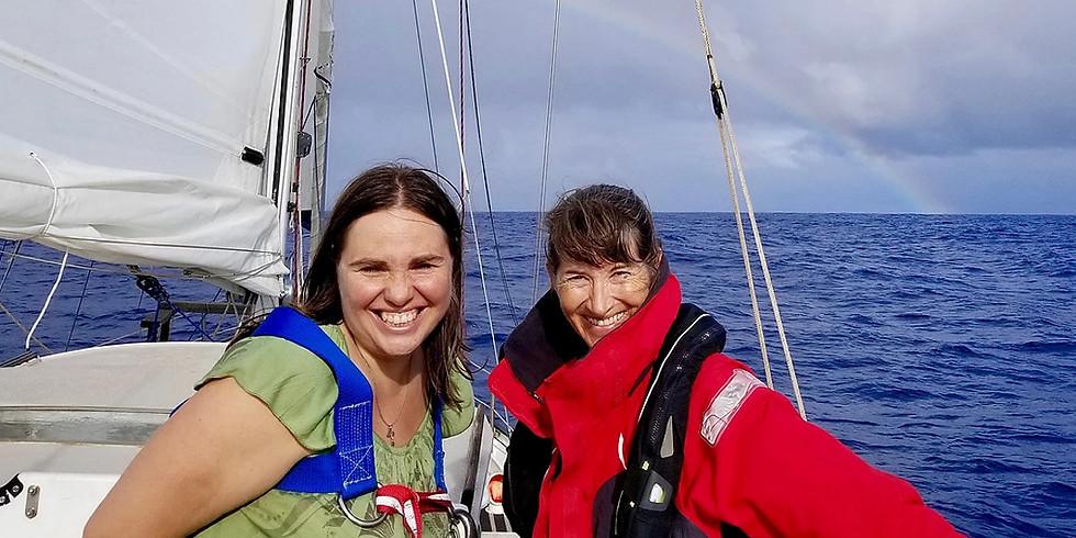 Yachting Seminar w/ Capt Tanja Koster