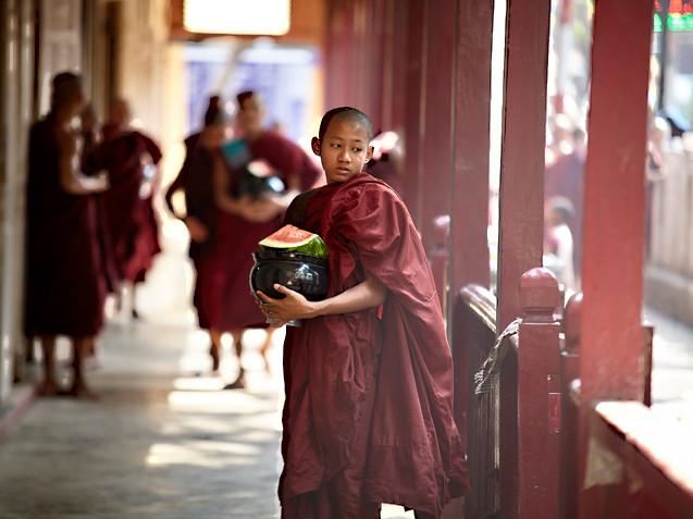 Buddhist school Amarapura
