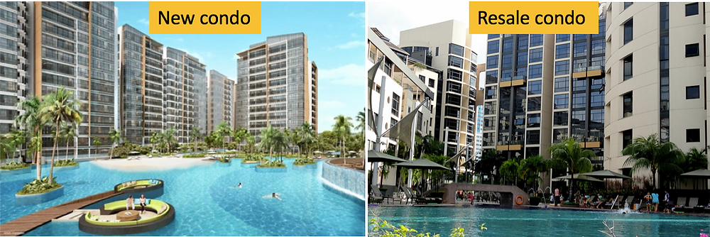New Launch vs Resale Condo : Which is a better investment property?