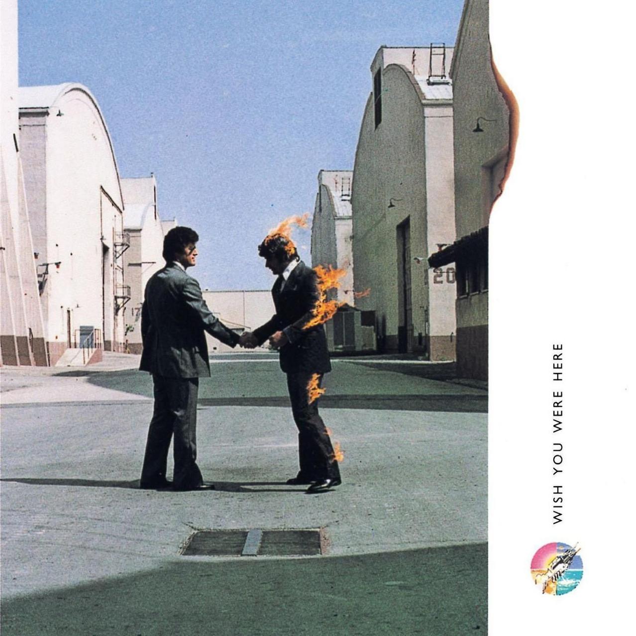 Pink Floyd x Wish You Were Here