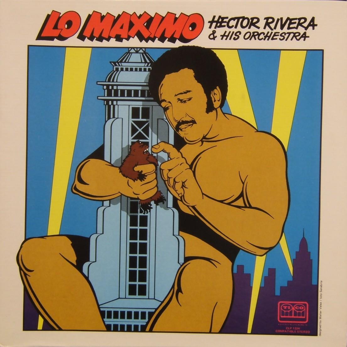 Hector Rivera-x Lo Maximo