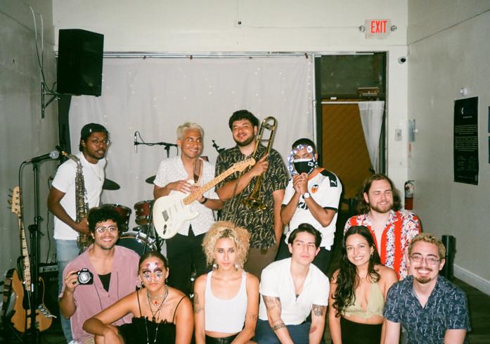 The Crew by Gabriella Melo