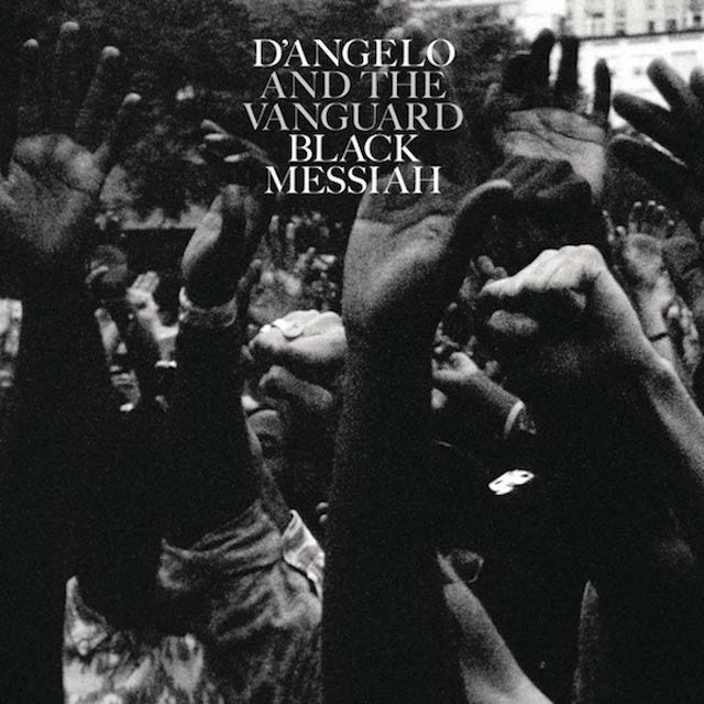 D'Angelo and the Vanguard x Black Messia