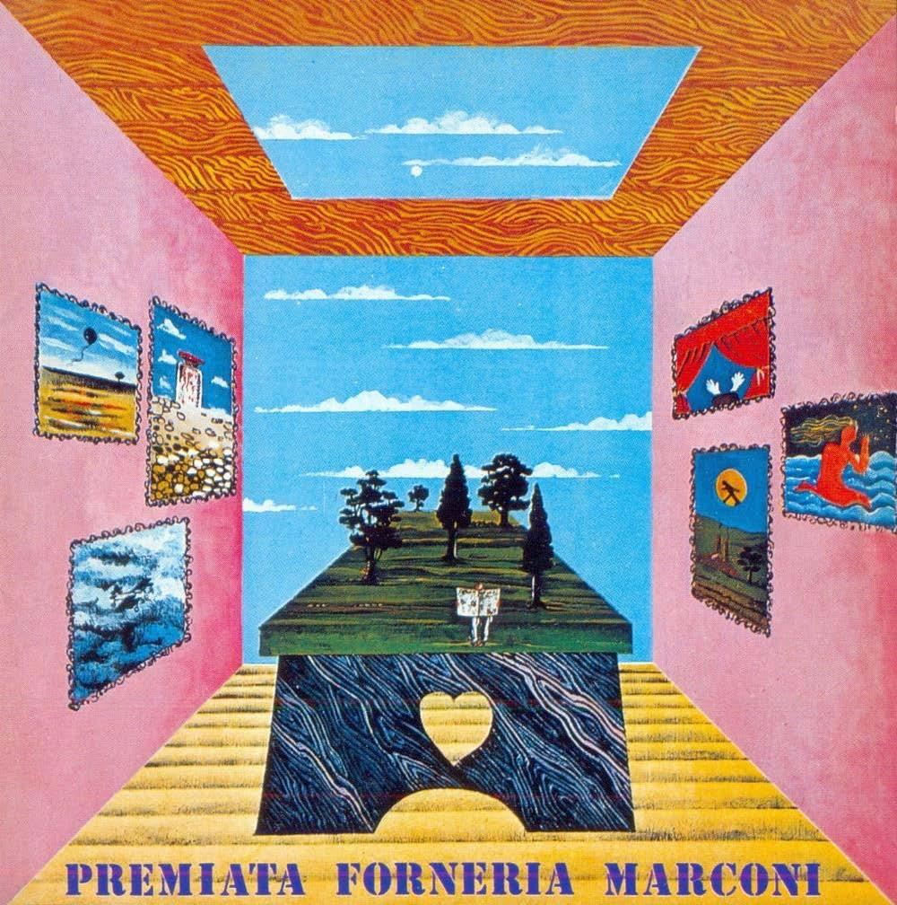 Premiata Forneria Marconi x Per un Amico