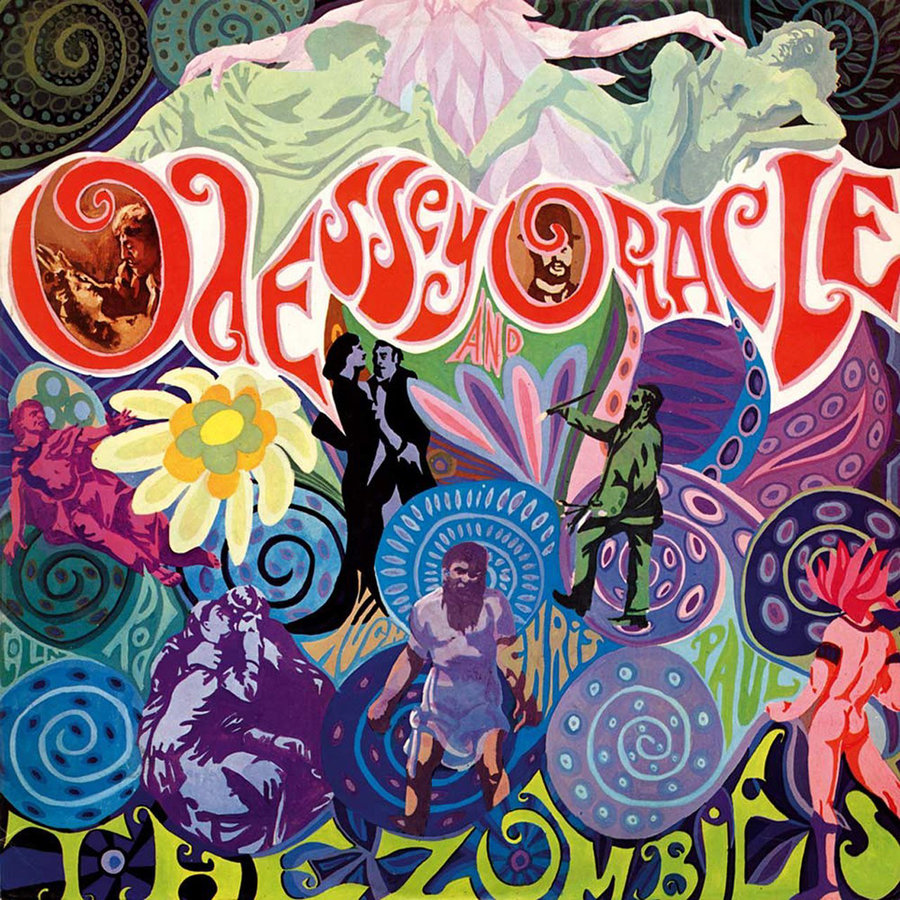 The Zombies x Odessey and Oracle
