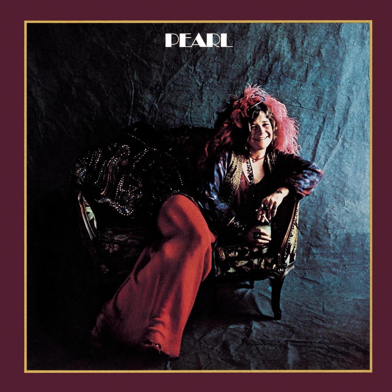 Janis Joplin x Pearl
