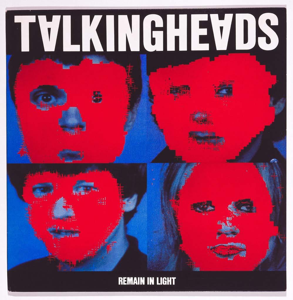 Talking Heads x Remain in Light