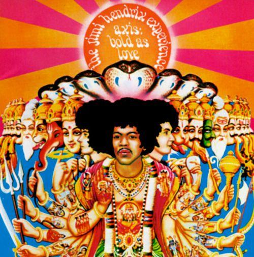 Jimi Hendrix x Axis