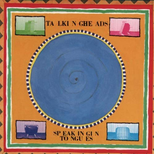 Talking Heads x Speaking in Tongues