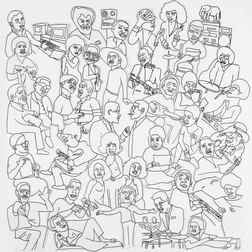 Romare x Projections