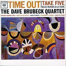 The Dave Brubeck Quartet x Time Out