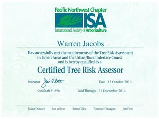 New accreditation