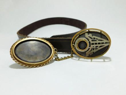 Belt Buckle (detail)