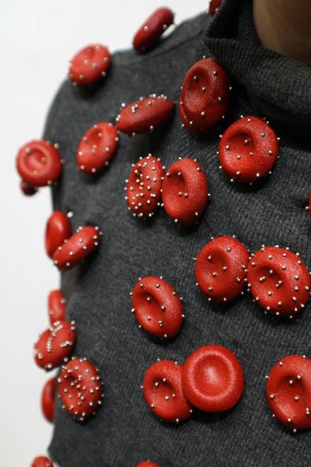 Detail Shot of Coronavirus