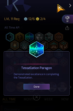 The Paragon Medal