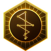 The Gold Knight Medal