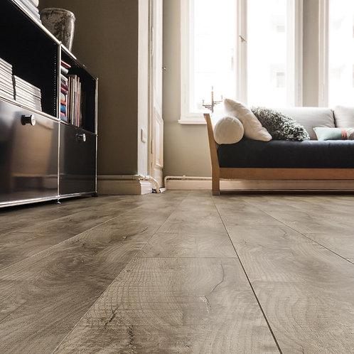 HARO Cork floor CORKETT  Arteo XL Shabby Oak grey* brushed