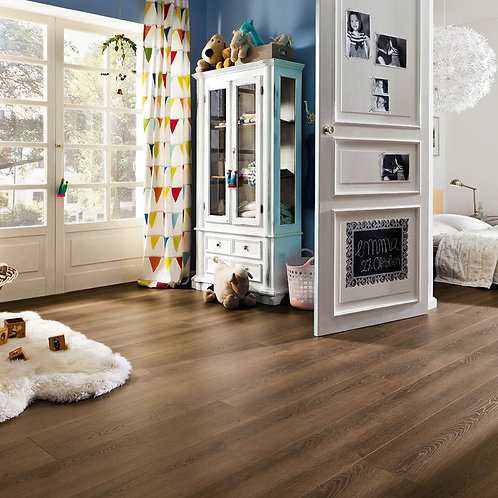 HARO Gran Via Oak Vienna Smoke-Extra Wide Laminate