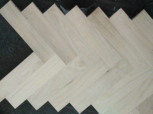 Engineered Herringbone Flooring UNFINISHED BV-H1894