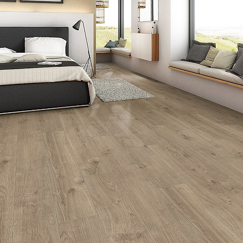 HARO Cork floor CORKETT  Arteo XL Oak Portland dark grey* brushed