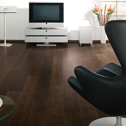 HARO PARQUET 4000  Plank 1-Strip African Oak Lacquered