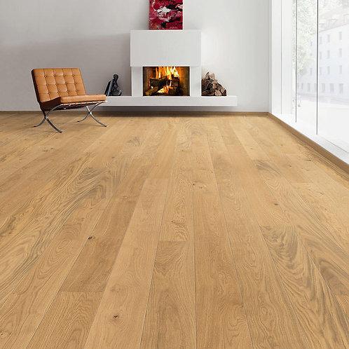 HARO PARQUET 4000  Plank 1-Strip 2V Oak Markant brushed